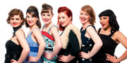 Brighton Retro Styling Experiences and Makeover Lessons