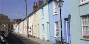 Brighton Self Catering Terraced House for Hire