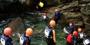 Gorge Walking Weekends