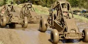 Off Road Mud Kart Experience