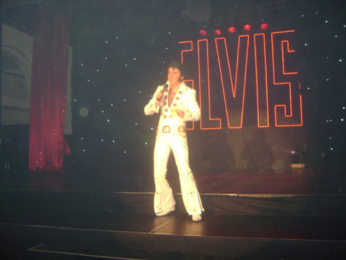 elvis christmas party theme - connections 08