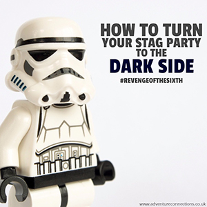 star wars stag do