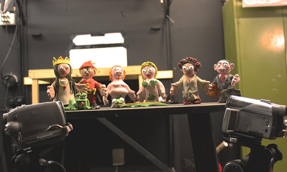 Animation Team Building Workshop