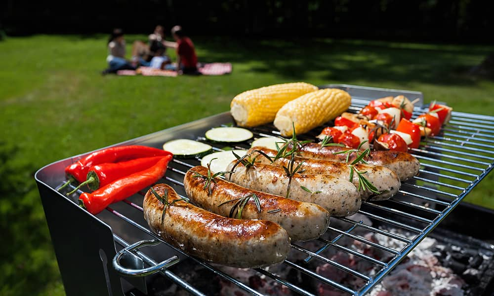 BBQ catering service