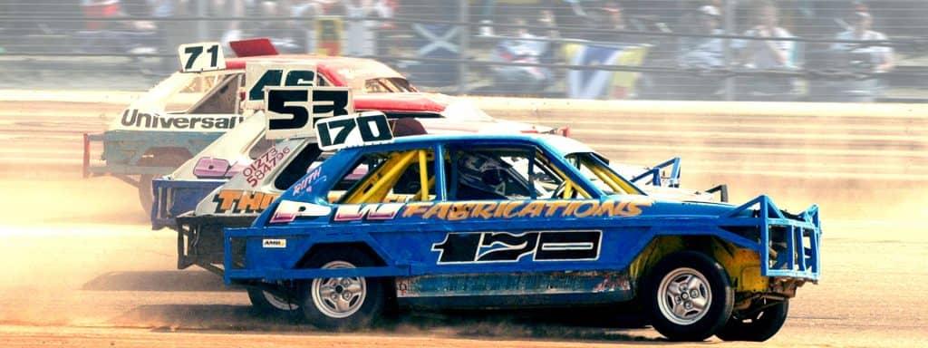 Birmingham Banger Racing and stock cars