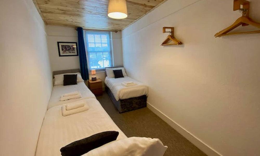 Brighton Contemporary Self Catering Property Bedroom
