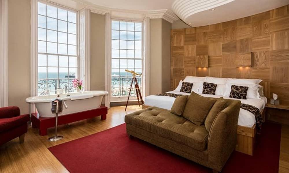 hotel accommodation in brighton