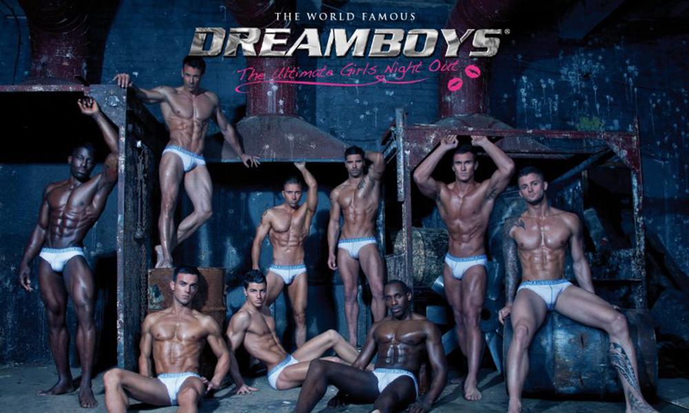 Dreamboys UK Show