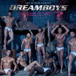 Dreamboys UK Show