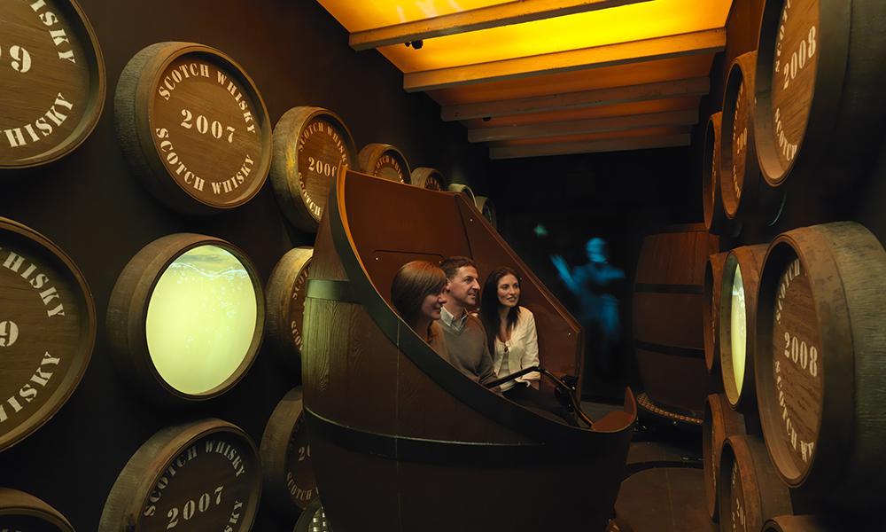 Edinburgh Whisky Tasting Tour