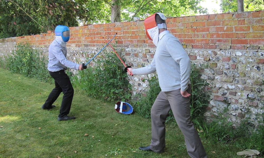 Fencing Activity