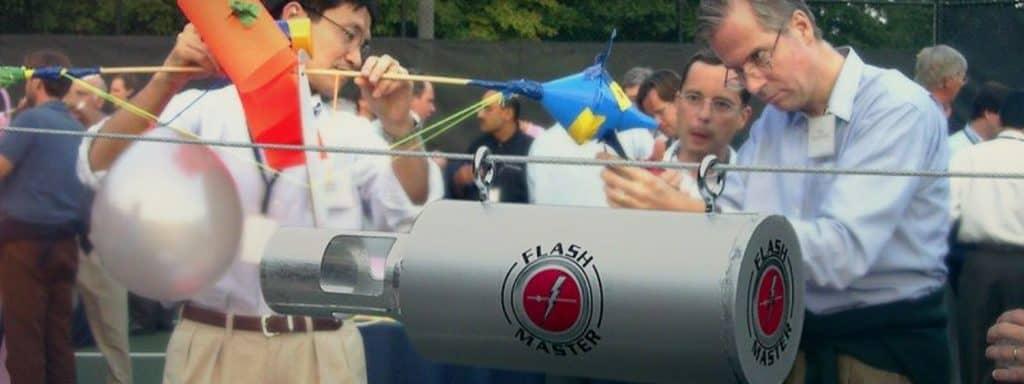 Flash Master Team Building Activity