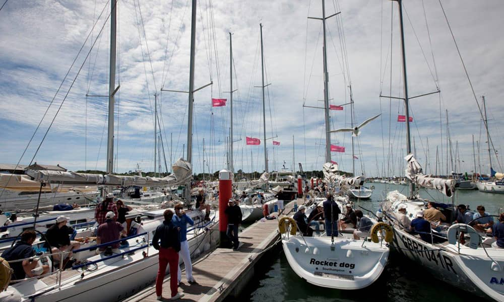 portsmouth sailing taster day