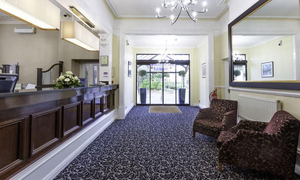 durley dean hotel bournemouth