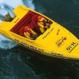 honda powerboat experience