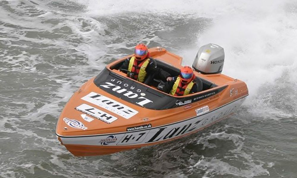 honda powerboat experience
