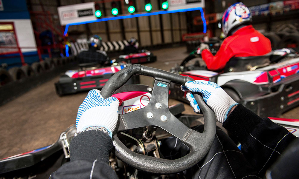 indoor go karting