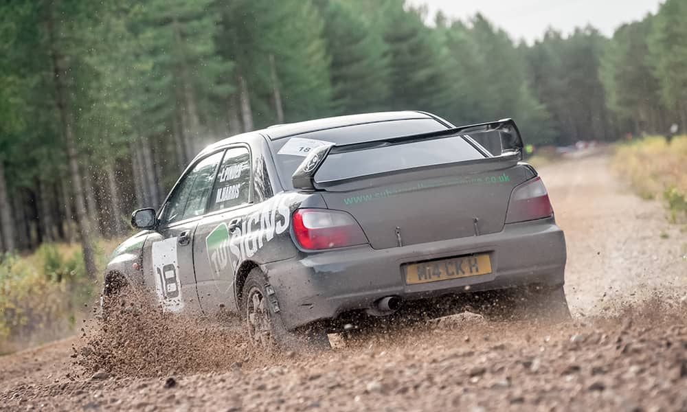 Oxford Rally Driving Experience | Adventure Connetions
