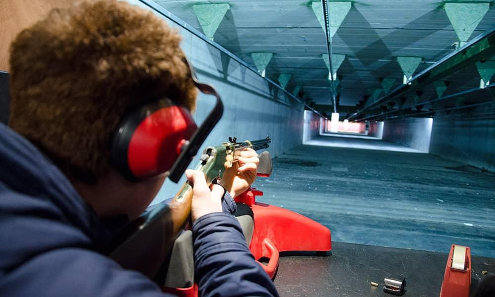 Edinburgh clays and shooting range