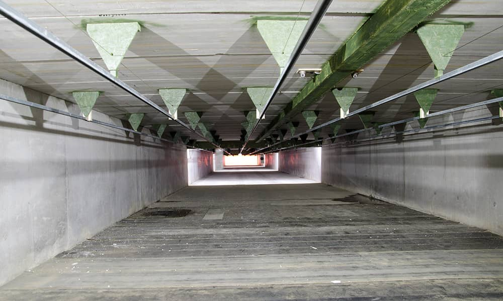 Edinburgh clay and shooting range