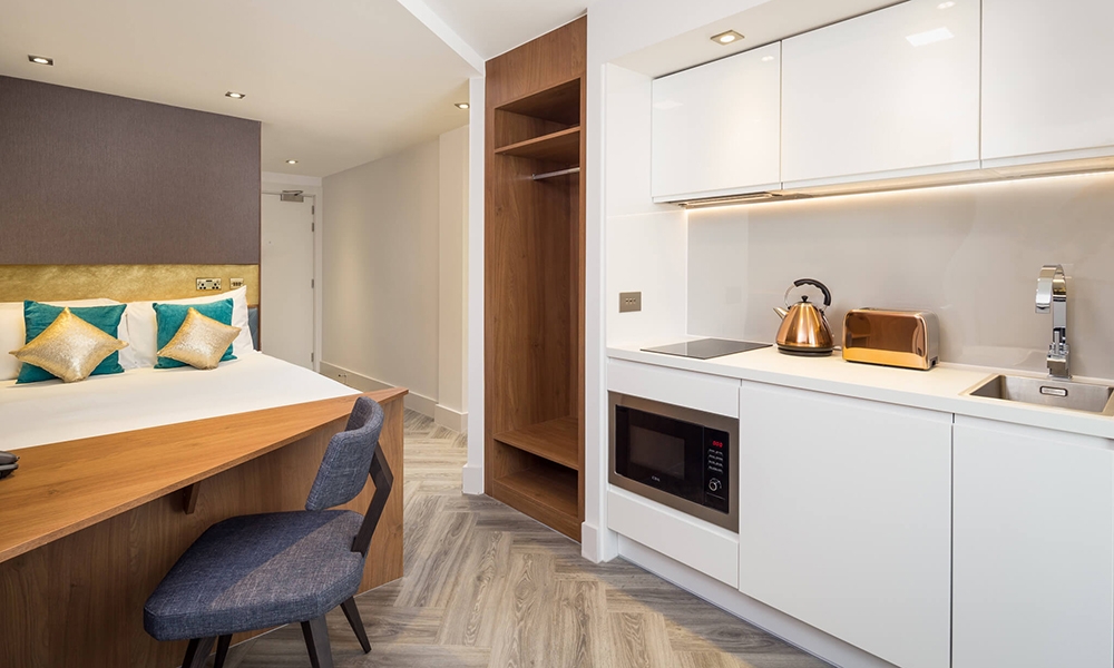 London Self Catering apartments
