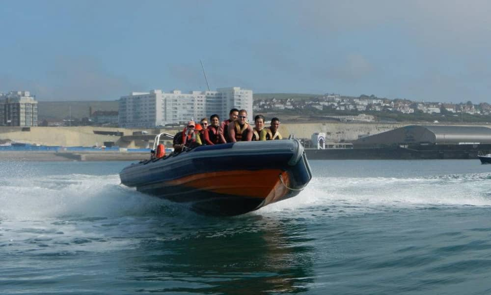 Boat trip Brighton Marina