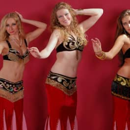bollywood dancing lesson for hen party