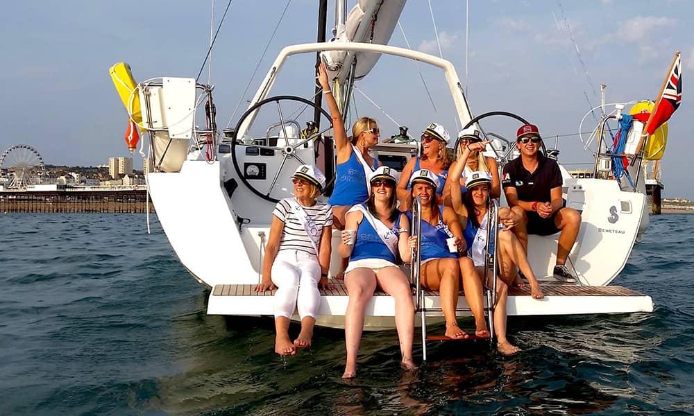Brighton Sailing Experience