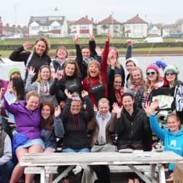 Brighton Watersports Hen Party