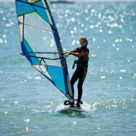 Brighton windsurfing experience