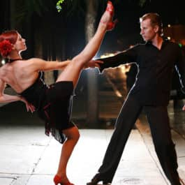 dirty dancing dance lesson for hen party ideas