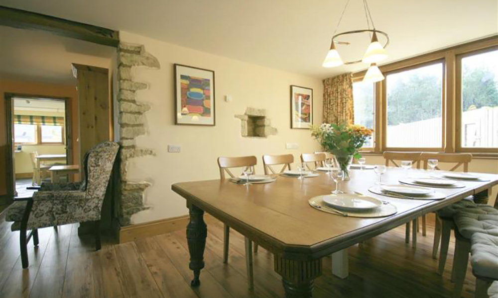 harvest barn cotswold accommodation