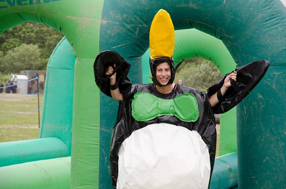 Its a knockout party ideas