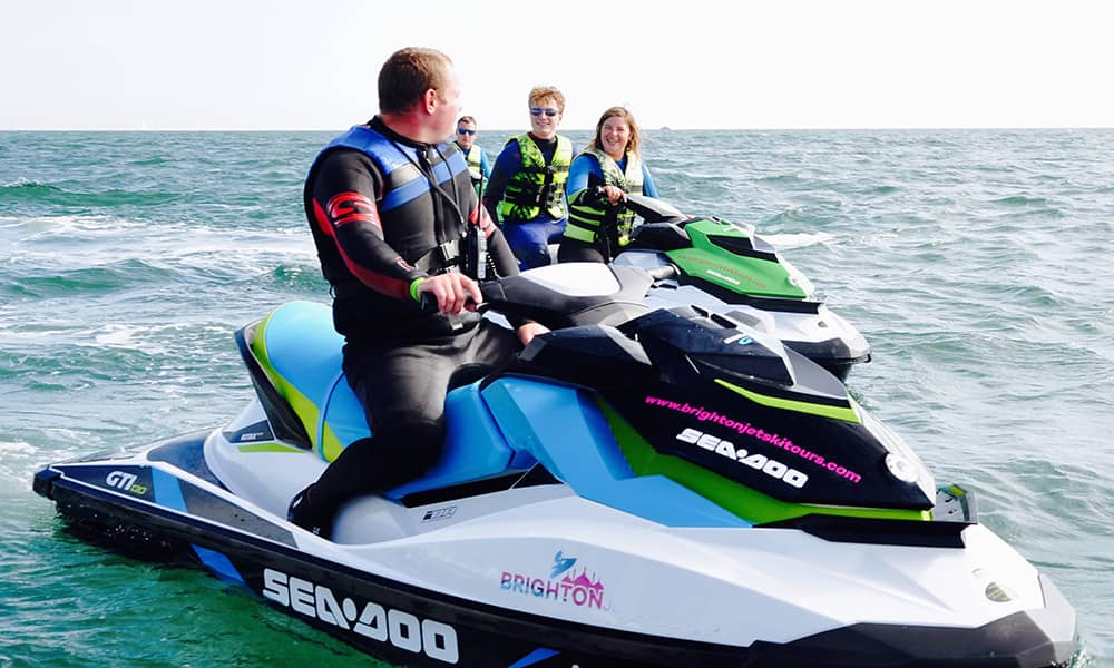 Jet Ski Hire Brighton