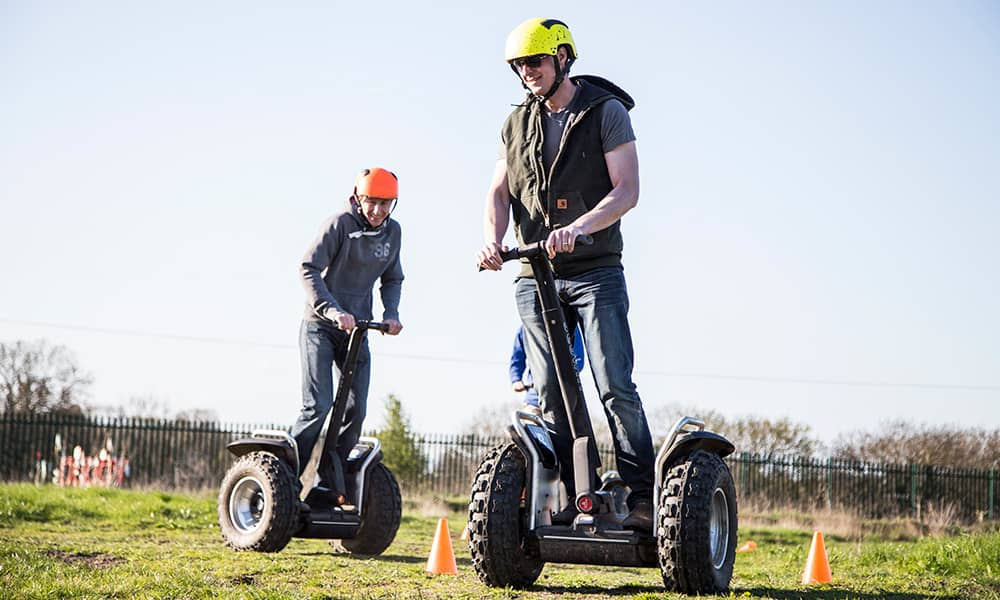 Segway riding and driving experience