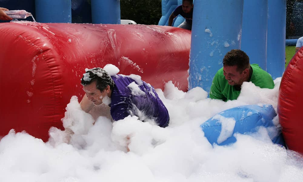 Total Wipeout games