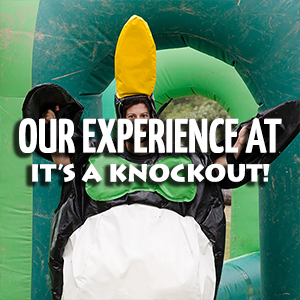 ITS A KNOCKOUT HEN DO