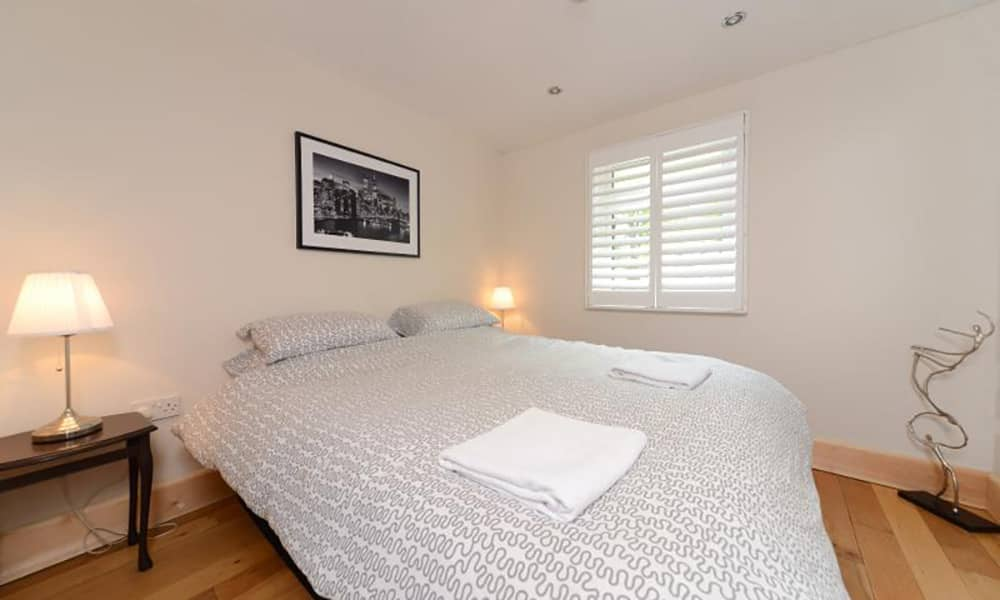 self catering house in Bournemouth