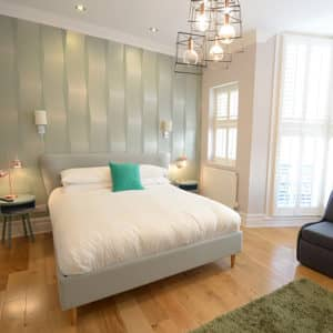 Brighton hen friendly holiday home