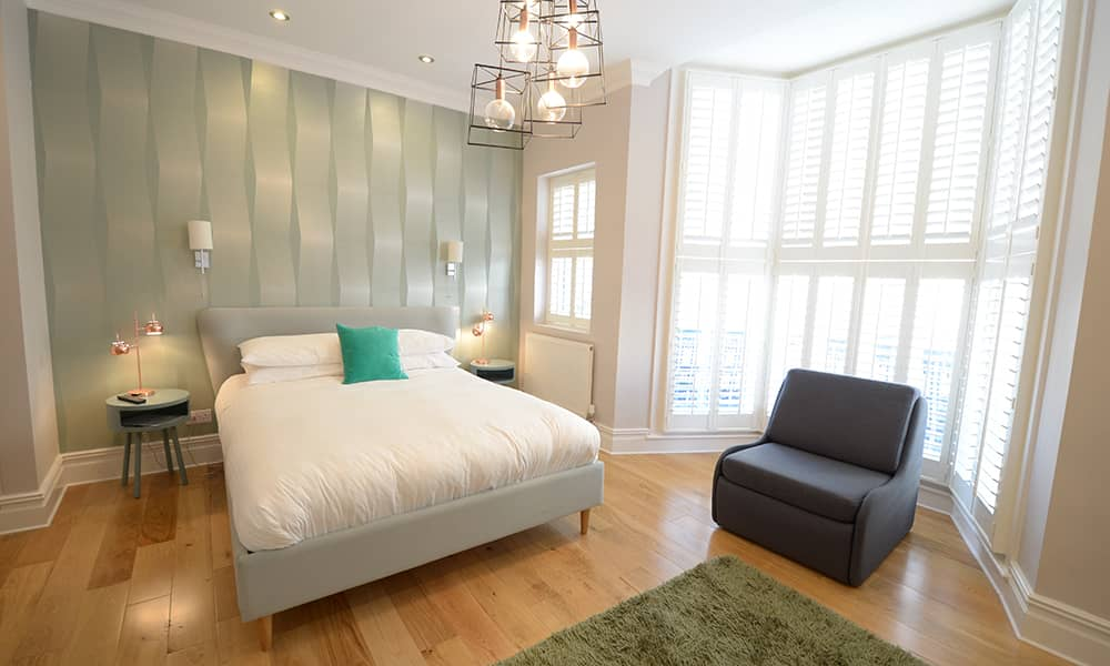 holiday rental in brighton for a hen party