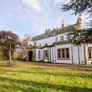 Harvieston Hall holiday home rental
