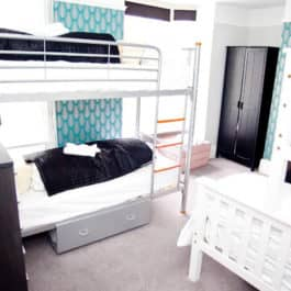 luxury self catering house in brighton