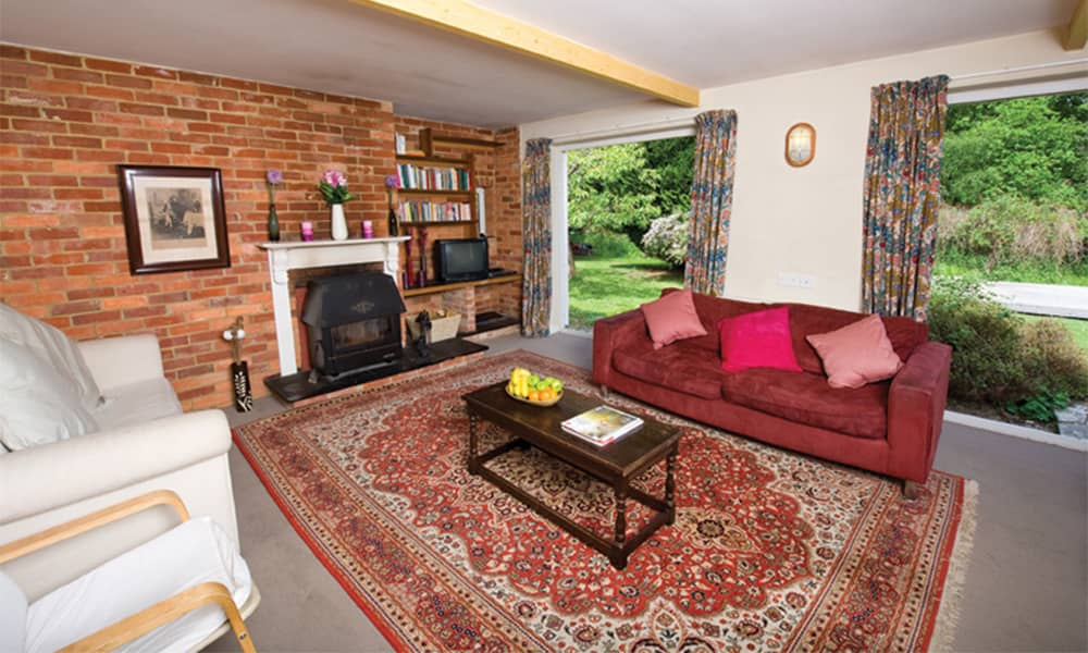 Converted Vinery Cottage 2719