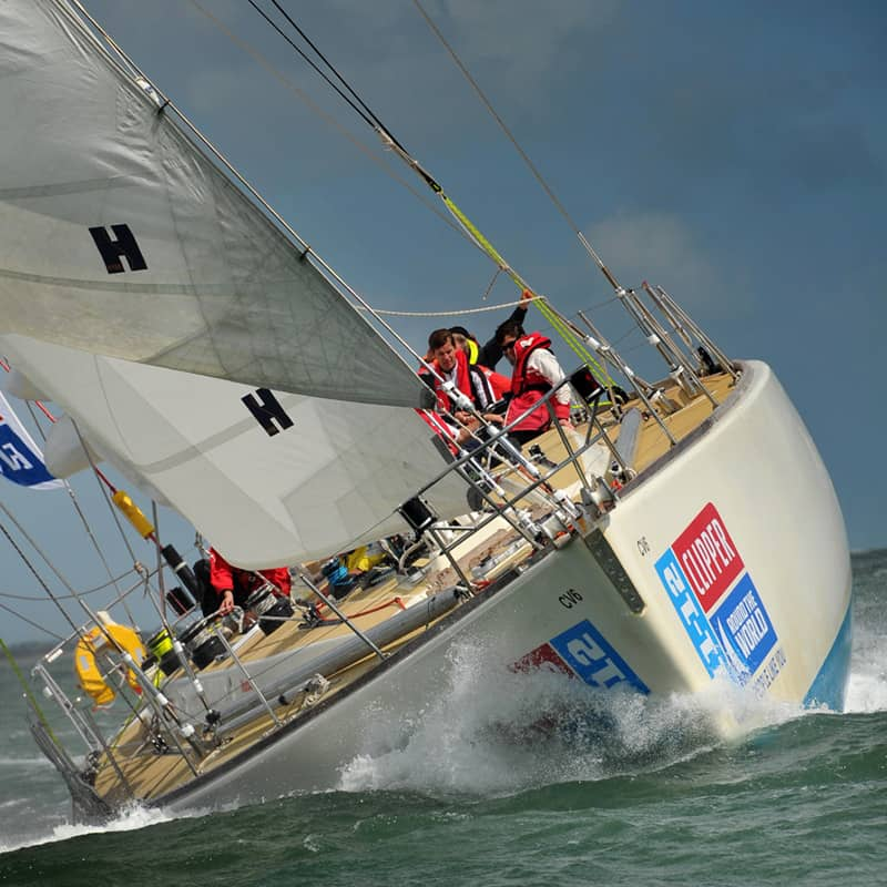 clipper sailing