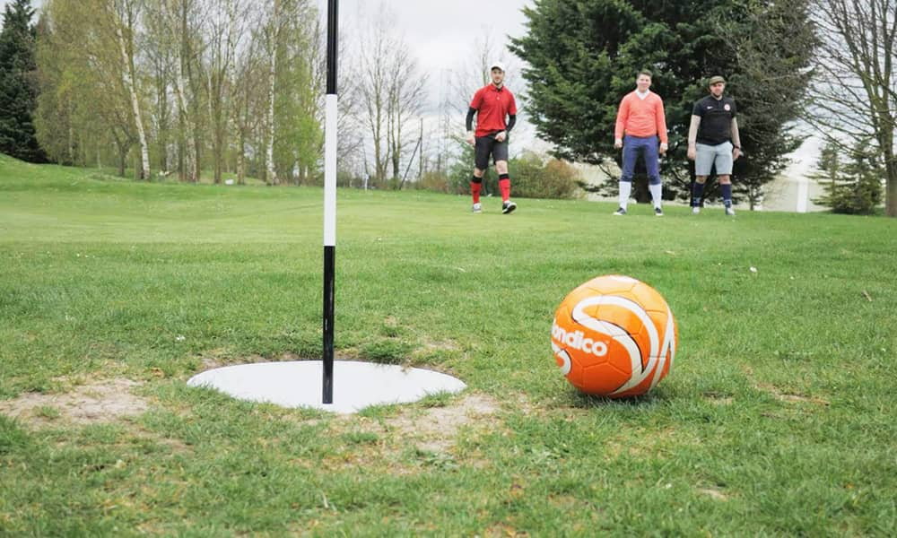 footgolf games