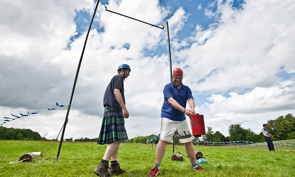highland-games