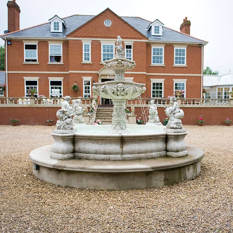 nottingham manor house