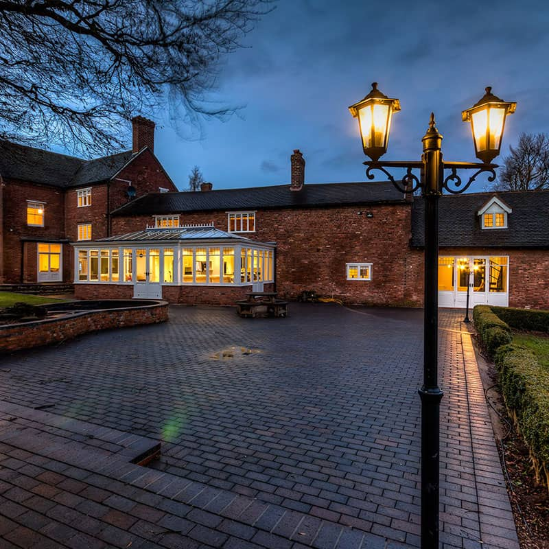 Nottingham Self Catering Manor House