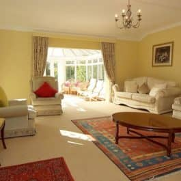 oxford self catering large house