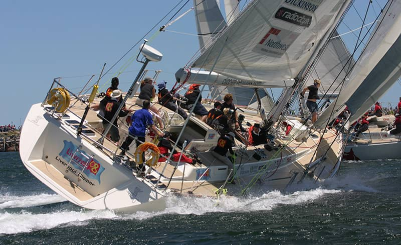 clipper match racing yachts